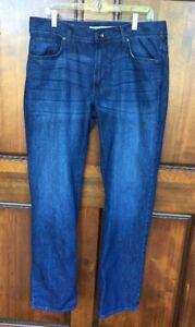 5 délavage Tag 33 moyen en X Dkny et Mesures Classic denim 36 délavage 34 moyen Jeans pqwRAZzx0