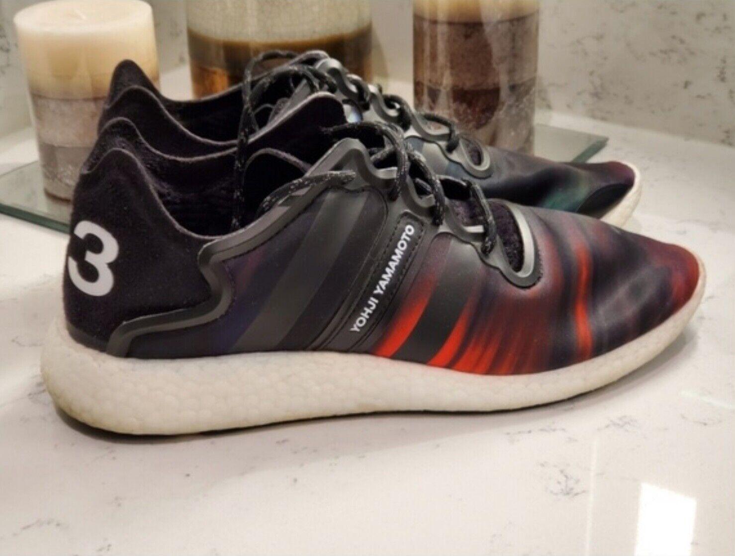 Yohji Yamamoto   Adidas Y -3 Turnschuhe, männer's, Größe 9 US