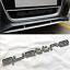 Grille-Emblem-QUATTRO-Black-Badge-Logo-For-AUDI-A1-A3-A5-A7-Q3-Q5-TT-RS4-RS6-RS7 thumbnail 5