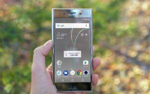 Sony-Xperia-XZ-Premium-64-Go-Deverrouiller-sans-sim-tous-grades-Mix-classees