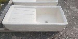 Vasca Da Lavare In Cemento : Lavello lavandino lavabo pilozza vasca in cemento