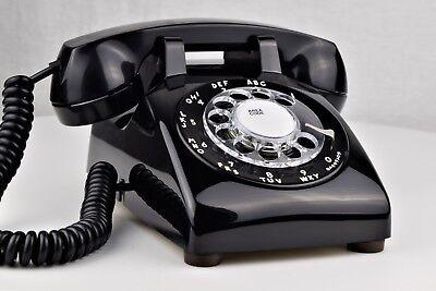Fully Refurbished Vintage Antique Rotary Telephone Model 500 - SKU - 21734    eBay