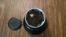 Vintage Nikon Nikkor-P Auto 1:2.5 F=105mm Nippon Kogaku Lens w/Caps