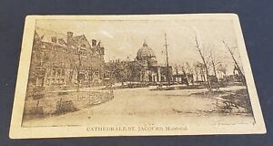 Antique-Cathedrale-St-Jacques-Montreal-Postcard