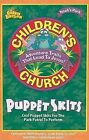 Children's Church Puppet Skits: Cool Puppet Skits for the Park Patrol to Perform by David C Cook (Paperback / softback, 2002)
