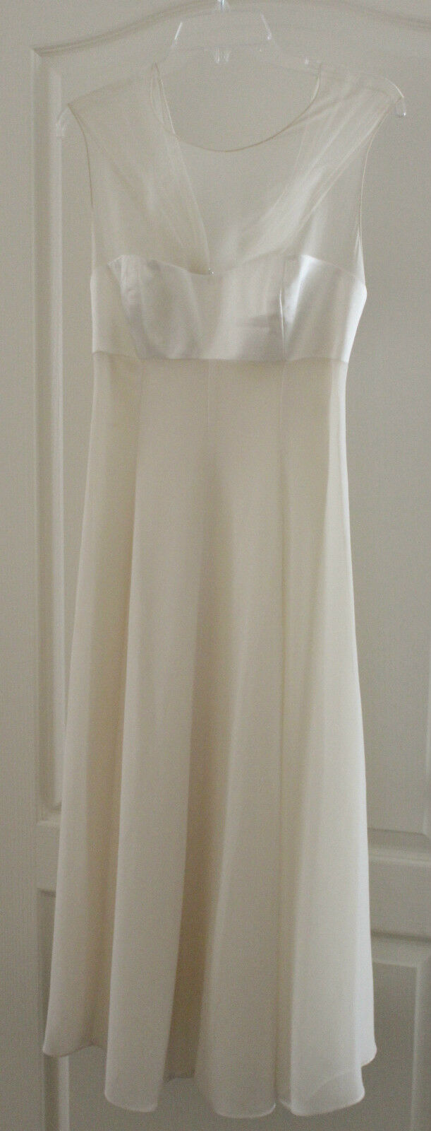 Ever Beauty Formal Wedding Dress or Mother of the Bride Dress Size 4 Stunning