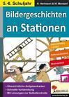 Bildergeschichten an Stationen 5/6 von Waldemar Mandzel und Horst Hartmann (2015, Taschenbuch)
