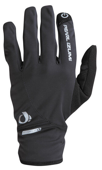 Pearl Izumi Select Softshell Lite Winter Fahrrad Handschuh Schwarz - Groß  | Charmantes Design