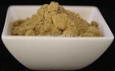 Dried Herbs: FENNEL POWDER Foeniculum vulgare  250g.