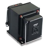 Pyle PVTC2020 Step Up & Down 2000W Voltage Converter Transformer AC 110/220V