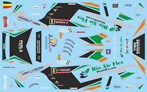 RALLYE DE WALLONIE 2014 #8 D43403 GROOTEN DECALS 1//43 CITROËN XSARA WRC