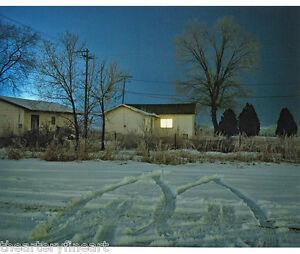 todd hido 4124 2005 2010 signed photograph 39 50 16 x 20 rh ebay com 16 x 20 house plan 16x20 tiny house