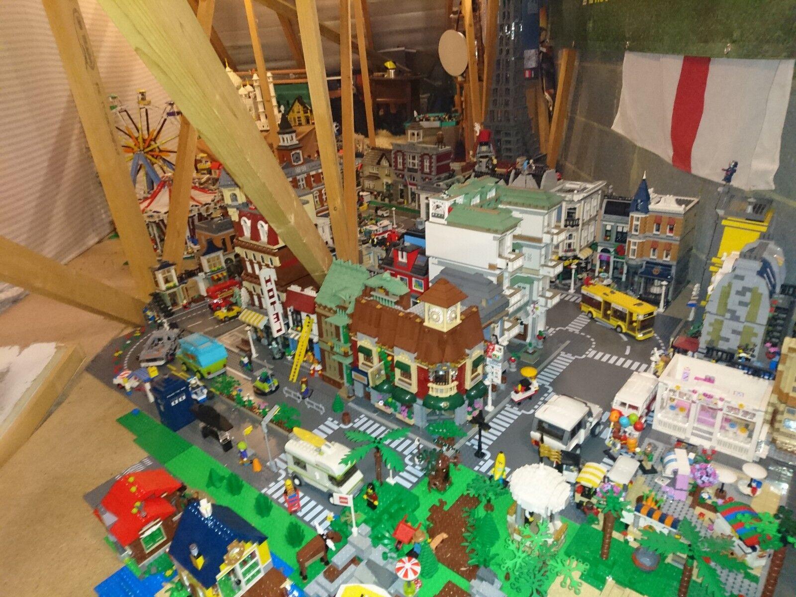 Joyeuses fêtes, bonnes affaires! LEGO MINIFIGURES SERIES 6-ensemble complet complet complet de 16 figurines 512ff5