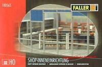 Faller 180565 H0 - Shop- Inneneinrichtung Neu & Ovp