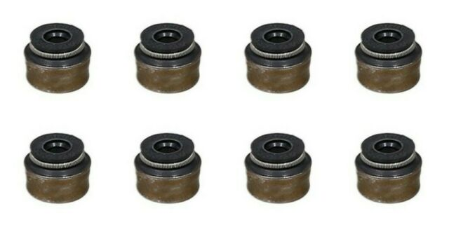 8 Valve Stem Seals 476.691 New Genuine ELRING FOR VAUXHALL CORSA Z14XEP(LJ2)