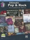 Ultimate Pop & Rock Instrumental Solos  : Clarinet, Book & CD by Alfred Publishing (Paperback / softback, 2013)