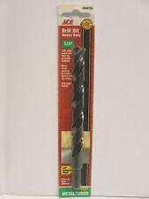 """ACE 1/2"""" Metal / Wood Drill Bit Heavy Duty 2000735"""