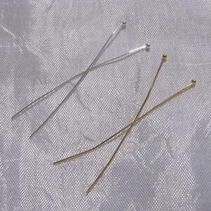50-tiges-tete-ronde-bille-boule-50mm-x-0-5mm-argente-dore-en-laiton-sans-nickel