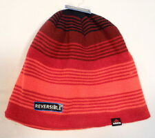 95aa25b9bf7 Adidas ClimaWarm Reversible Knit   Fleece Beanie Skull Cap Adult One Size  NWT