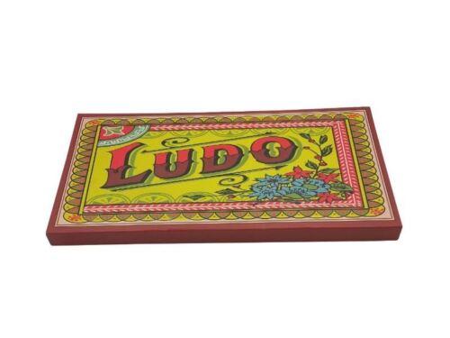 Ludo Retro Board Game