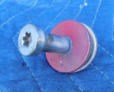 82-99 GMC TRUCKS DOOR LATCH STRIKER BOLT L LH = R RH DRIVER OR PASSENGER 38428
