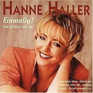 Hanne-Haller-Einmalig-Ihre-groessten-Erfolge-18-tracks-1992-CD