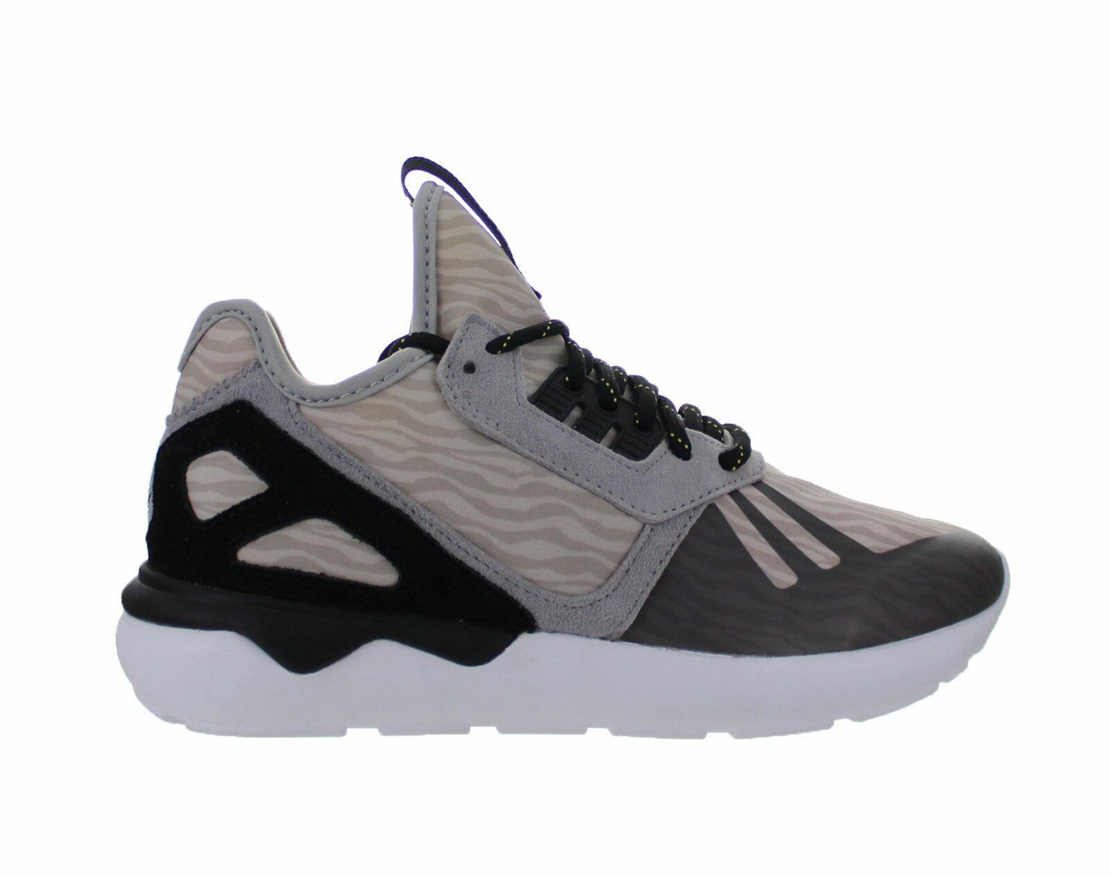 Mens Adidas Grey Tubular Runner Multi Solid Grey Adidas Black B25532 16499a