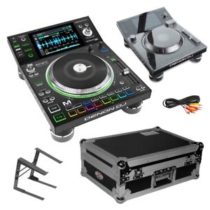 Denon-DJ-SC5000M-Prime-DJ-Media-Player-with-Motorized-Platter-amp-7-034-Multi-Touc