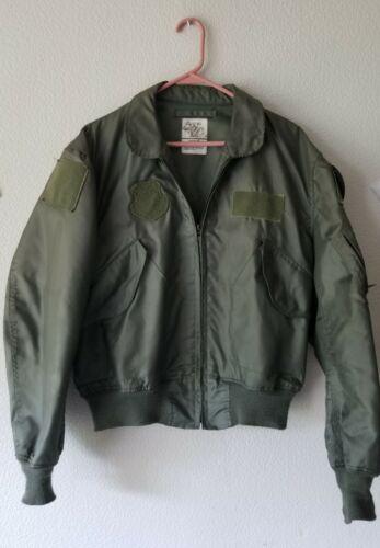 USN Summer Flyers Jacket MIL-J-83382C CWU-36/P XL