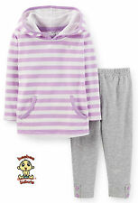 Carter's 2-pc Hooded Jersey Blouse & Pant Set 24 months Authentic and Brand New