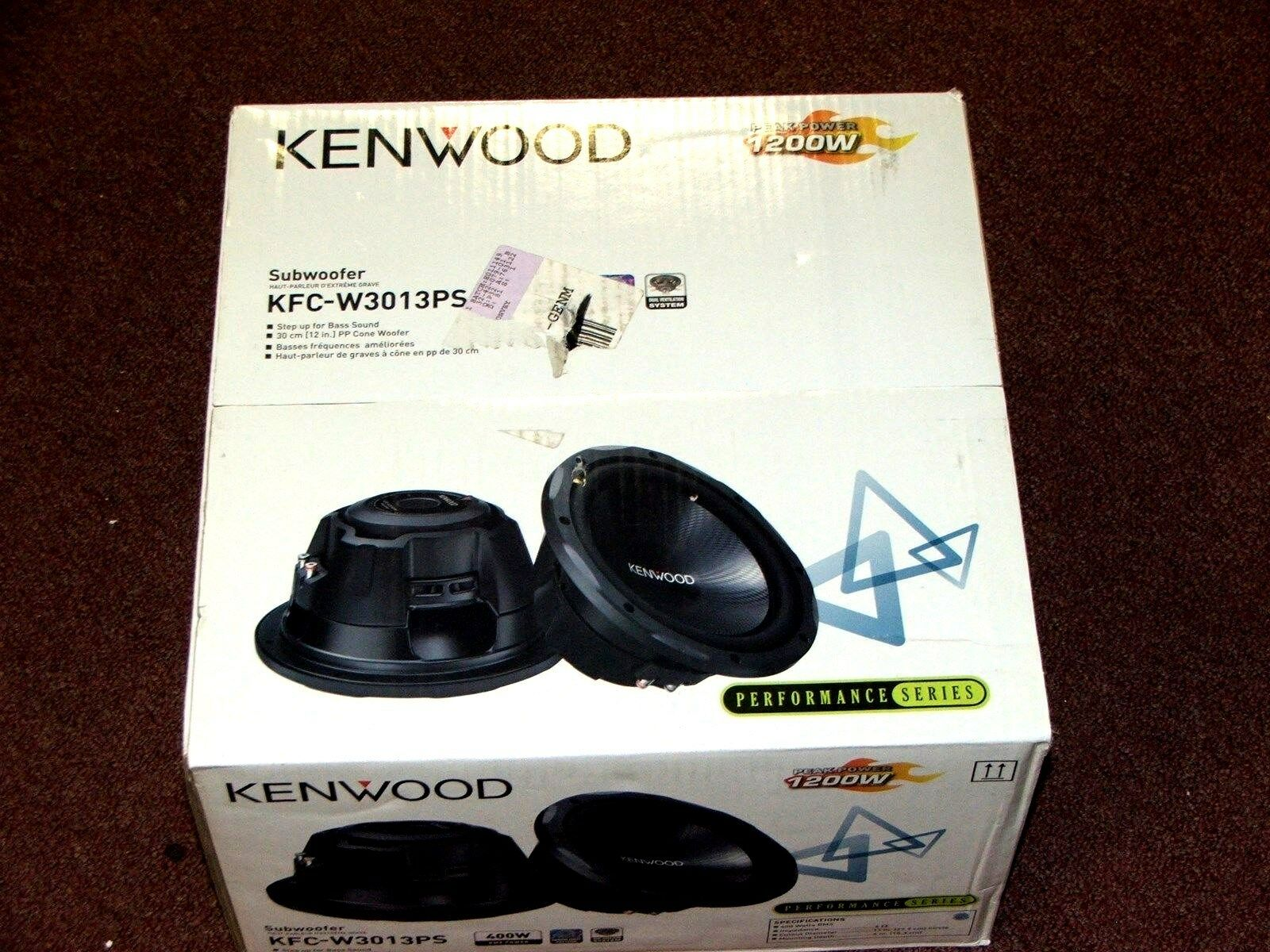 You Can Buy The Best Product Such As Kenwood Kfcw3013ps 12 Pair Of 12quot Dual 4 Ohm Prime Stage 2 Series Subwoofers Power Handling Rescontentglobalinflowinflowcomponenttechnicalissues