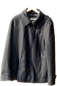 Winterjacke Details Neuwertig Herren Männer Zu Wintermantel Mode Parka Mantel Jacke Woll byIv7Yf6g