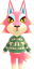 ANY-Animal-Crossing-Villager-Amiibo-NFC-Cards-w-Plastic-Sleeve-Free-Shipping thumbnail 20
