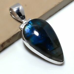 Labradorite-Handmade-Ethnic-Style-Jewelry-Pendant-1-97-034-VJ-7992