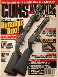 Guns-And-Weapons-For-Law-Enforcement-May-2002-Ruger-Carbines-30-30-Marlin