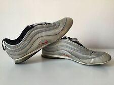 best sneakers 5634d 50548 Nike Air Max 97 Silver AIR PLATA bianche baffo rosso n° EU 40,5