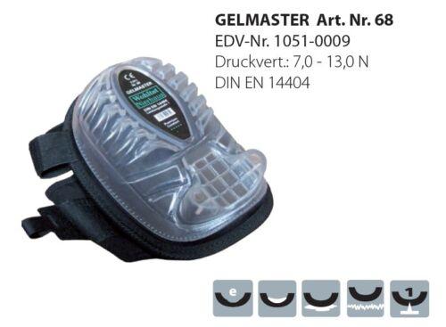 Knieschoner Gelmaster Nierhaus Marke Wohltat Knieschutz Art 68 Nr