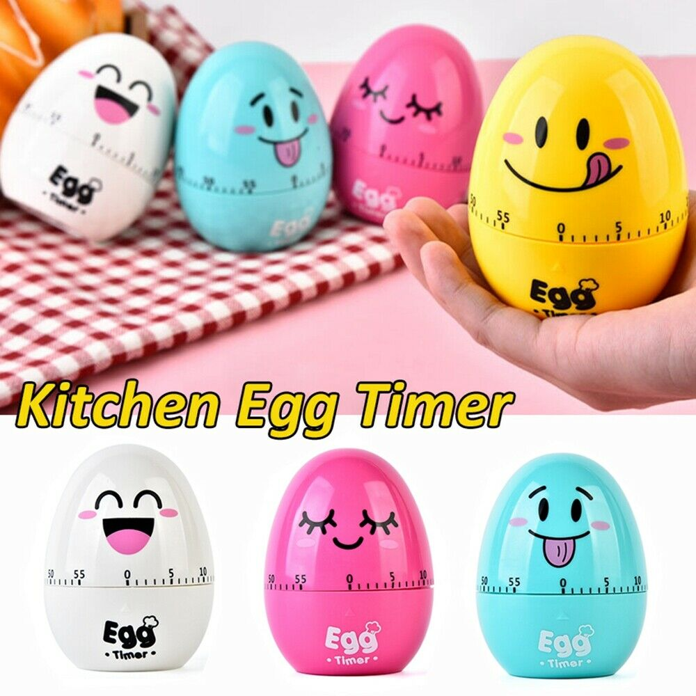 New Useful Hot Sold 60 Minutes Mechanical Timer with Alarm for Kitchen Cooking