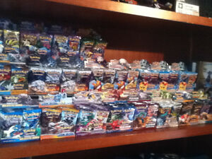 1000 POKEMON BOOSTER FACTORY SEALED RANDOM ALL SETS 1 RARE +3 UNCOMMON+6 COMMON!