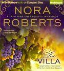 The Villa by Nora Roberts (CD-Audio, 2014)