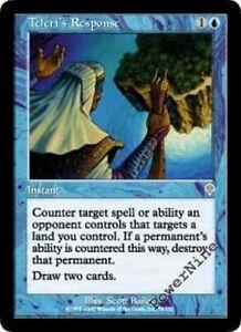 1x Breaking Wave Invasion MtG Magic Blue Rare 1 x1 Card Cards