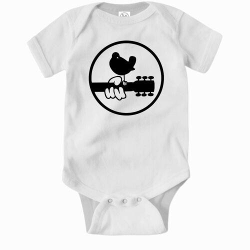 Cute Unique Gift Baby Clothes One Piece Jump Suit Bodysuit Woodstock Romper
