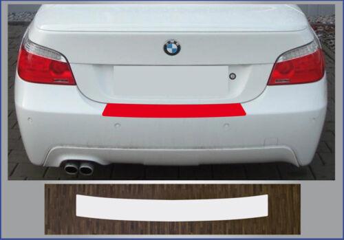 anno 03-10 Pellicola Protezione Vernice Paraurti Trasparente BMW 5er e60 Berlina