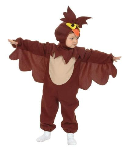 Owl Toddler Fancy Dress Animal Costume