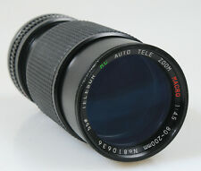 80-200MM F 4.5 MACRO LENS FOR CANON FD MOUNT GREAT FOR MICRO 4/3RDS