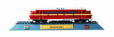NoHAB M61 Danube Express Standmodell in 1:160 - Spur N -