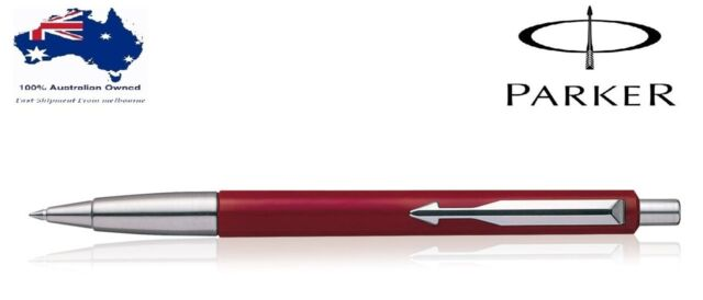 Parker Vector Standard CT ( Red Body ) ball pen New with Gift Box