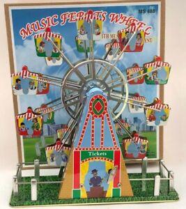 Musical-Ferris-Wheel-V2-Wind-Up-Tin-Toy-Tin-Plate-Toy-Clockwork