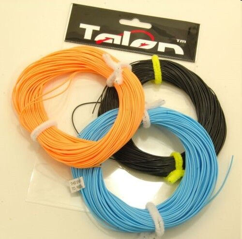 SET OF THREE TALON FLY LINES, FLOATING,  INTERMDIATE & SINKING