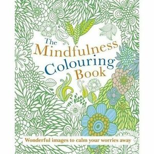 Image Is Loading Mindfulness Colouring Book ExLibrary